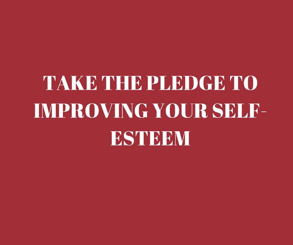 Self Esteem Pledges