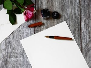 How to write a letter to my daughter