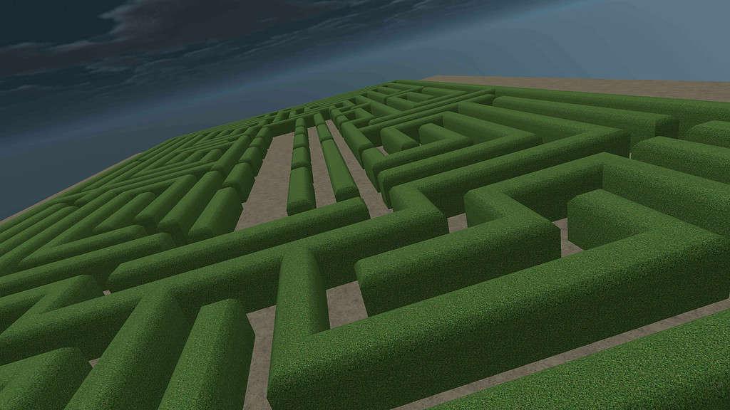 Kidnapped Girl Escape Maze